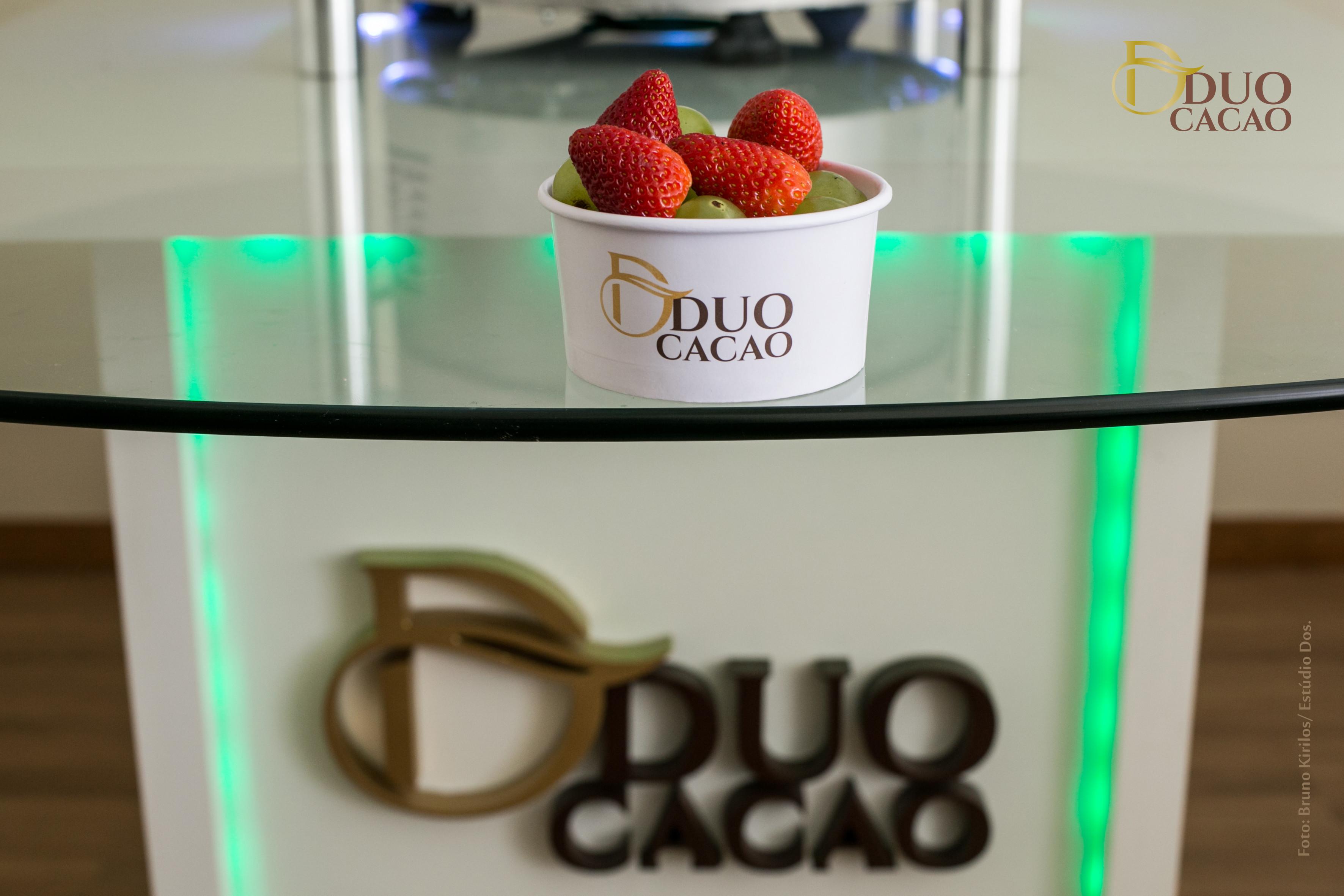 Cascata de Chocolate em Curitiba Duo Cacao
